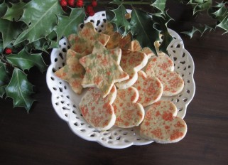 Galletas estampadas