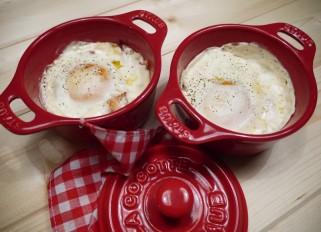 Huevos en cocotte Ferran Adria