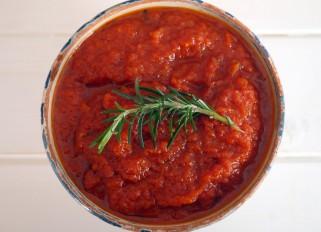 Salsa de tomate 1