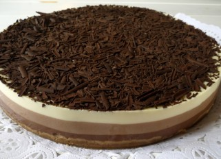 Tarta 3 chocolates 1